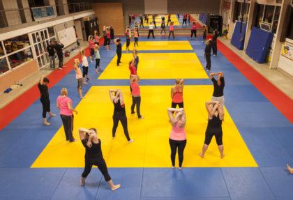 Cursus zelfverdediging voor (jonge) dames